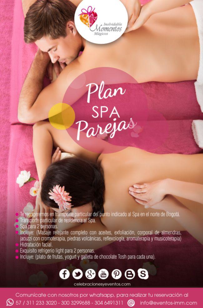 Planes de spa y relajación con tu pareja, para este mes de la mujer. #planes #pareja #spa #Bogota #celebraciones #eventos