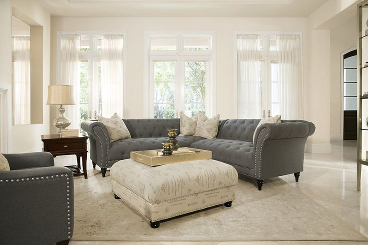 Includes Right Sofa Left Loveseat And Pillows As