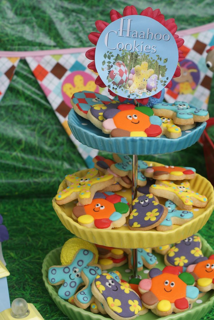 in the night garden party - Google Search