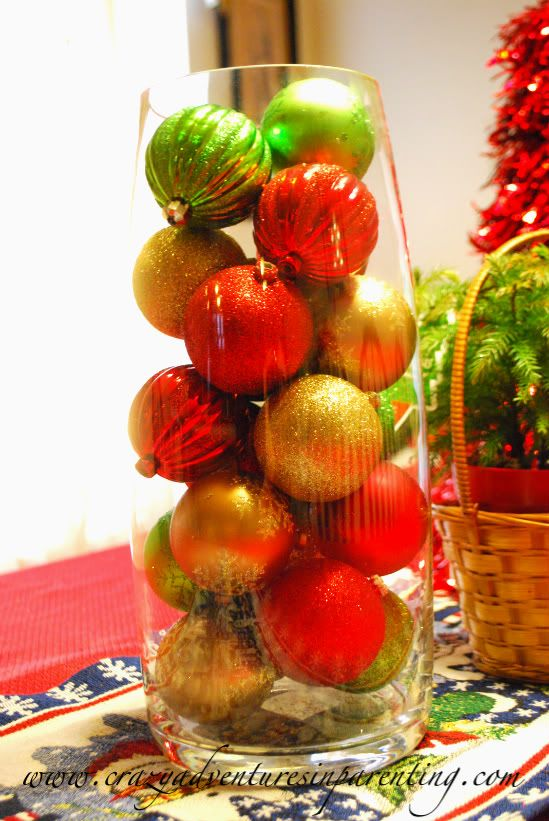 Cheap Homemade Christmas Decorating Ideas Seasons, Vases
