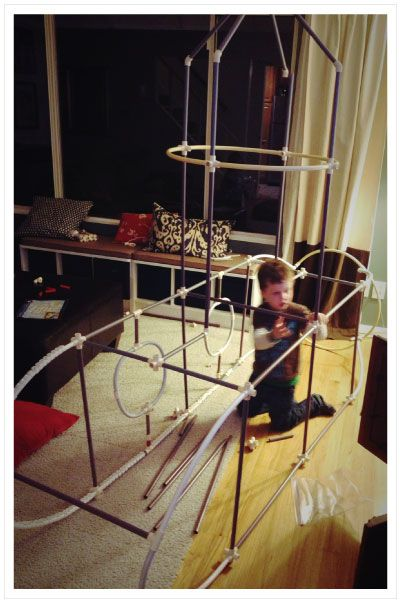 Indoor Toys... I really want that fort builder kit. Except it's not cheap, obviously.