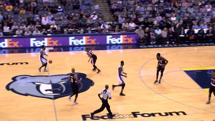 That's how you beat the buzzer, Mike Conley Jr.!