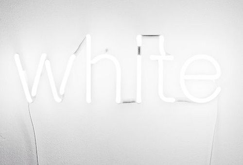L'inspiration du mardi : Total Blanc