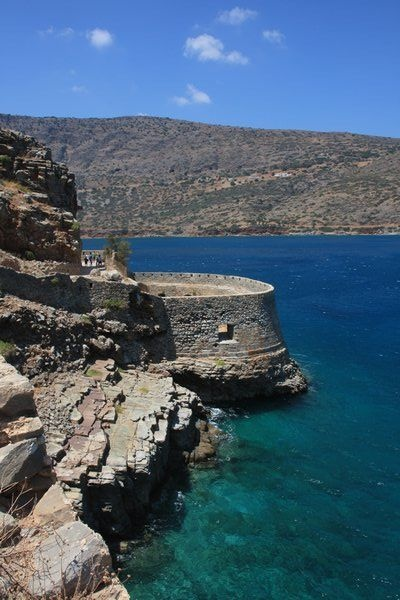 Spinalonga - such a beautiful and peaceful place.