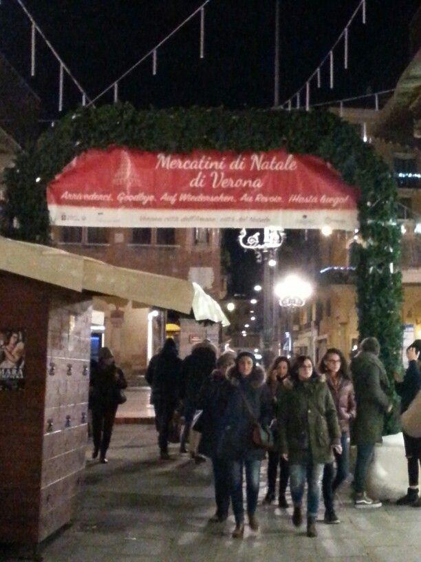 Mercartini di Natale   Verona,Italy
