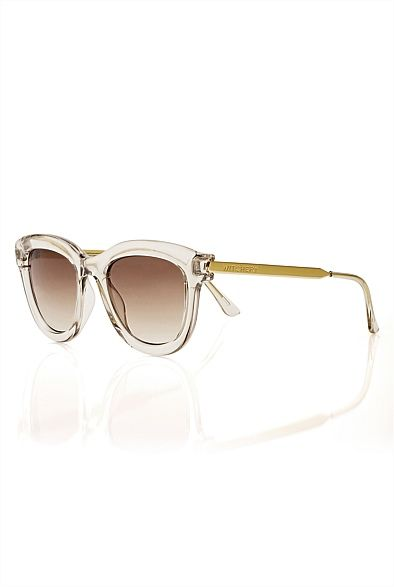 Latest Women's Accessories for Spring & Summer 2013 | Witchery Online - Peggie Sunglases #witcherywishlist