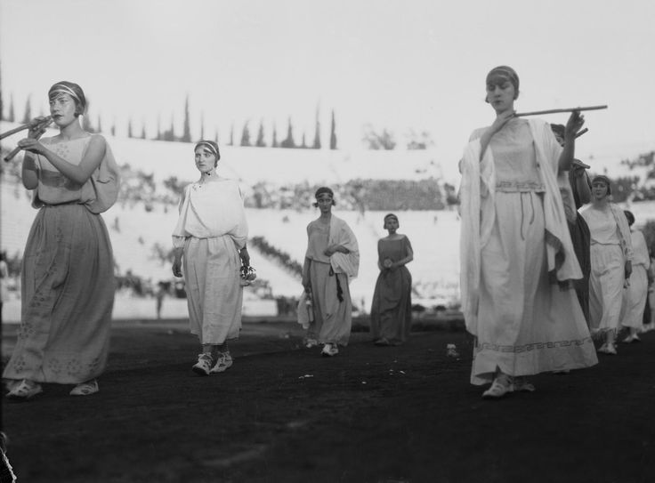 Walter Hege Αθήνα Παναθηναικό στάδιο 1930.Εορταστικές εκδηλώσεις γιά τα εκατό χρόνια της εθνικής ανεξαρτησίαςςΑ