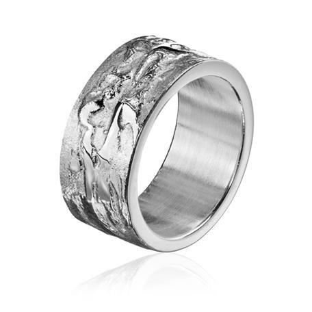 Lapponia - Silver Lapland Gioia Ring
