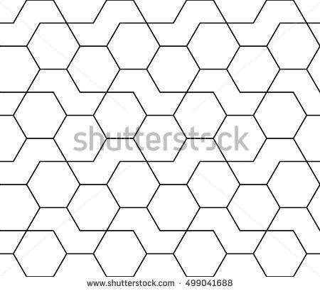Image result for hexagon patterns vector | Hexagon pattern ...