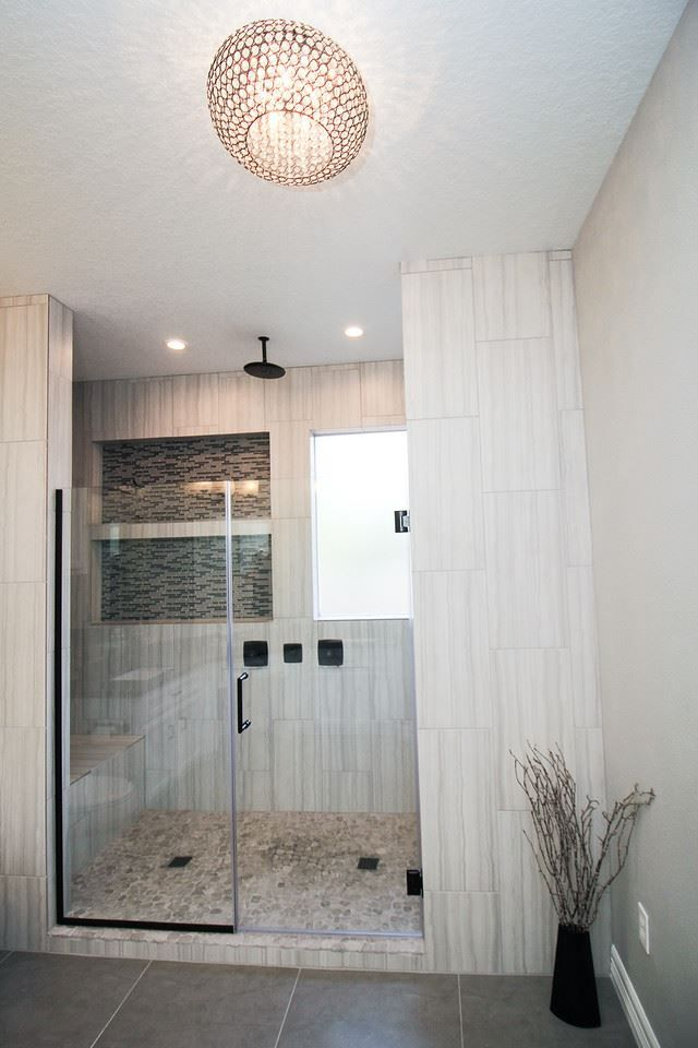 Pictures Of Taupe Tile Bathrooms