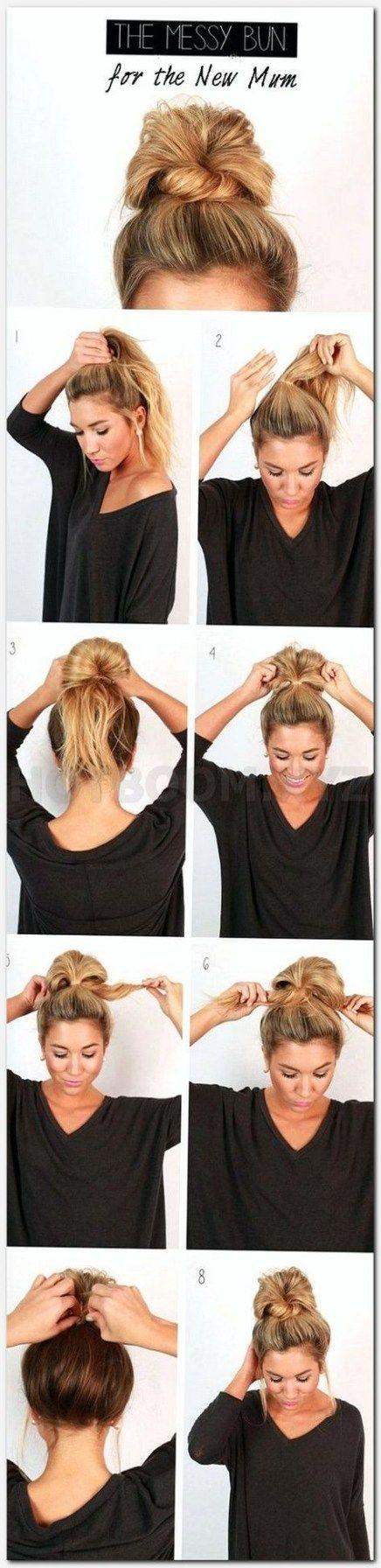 65+ Ideen für Frisuren für mittellanges Haar Dü…