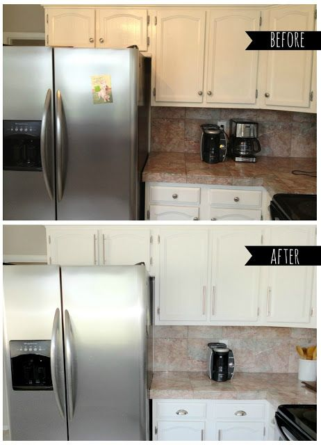 Livelovediy How To Paint Kitchen Cabinets In 10 Easy