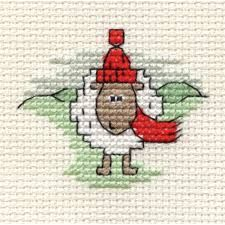 ebay counted cross stitch christmas - Pesquisa Google