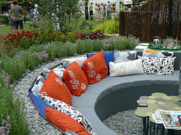 1000 images about garden on pinterest roof terraces for Sunken outdoor seating