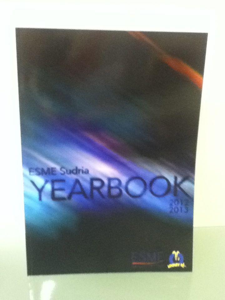 Yearbook ESME Sudria 2012-2013 @Esme-Sudria Aiesme
