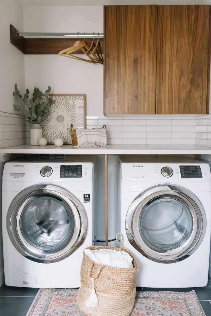 Room Design Software: Earth Day Laundry Room Hack
