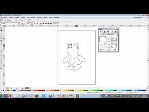 Jak nakreslit medvěda?