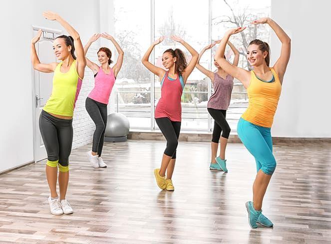 Aerobics Exercise as Most Heart Friendly Exercises