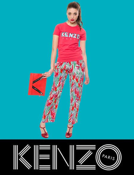 KENZO Collection SS 2014  #spring #summer #collection #style #fashion #woman #ss2014 #bag #kenzo   http://www.chirullishop.com/it/26-nuove-collezioni-pe#/designer-kenzo