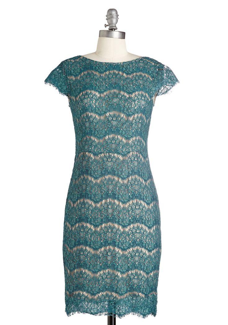 Penchant for Posh Dress | Mod Retro Vintage Dresses | ModCloth.com