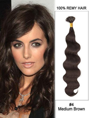 18 best hair extensions images on pinterest beauty products wholesale keratin hair extensions 34 inch medium brown body wave stick i tip brazilian remy pmusecretfo Image collections