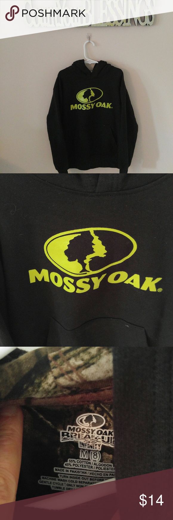 3 for $25 MOSSY OAK HOODIE 3 for $25- Purchase for list price, make offer OR BUNDLE & SAVE BIG!! Bundle 3 items (marked 3 for $25) and offer $25! MIX & MATCH- Womens, Juniors, Kids & Men MOSSY oak Shirts & Tops Sweatshirts & Hoodies