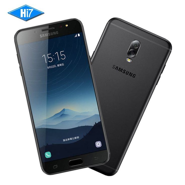 Best price US $273.88  New Original Samsung Galaxy C8 SM-C7100 3G RAM 32G ROM 16MP Front Camera dual sim Octa Core Android 7.1 Lte 4G Mobile Phone  #Original #Samsung #Galaxy #SM-C #Front #Camera #dual #Octa #Core #Android #Mobile #Phone
