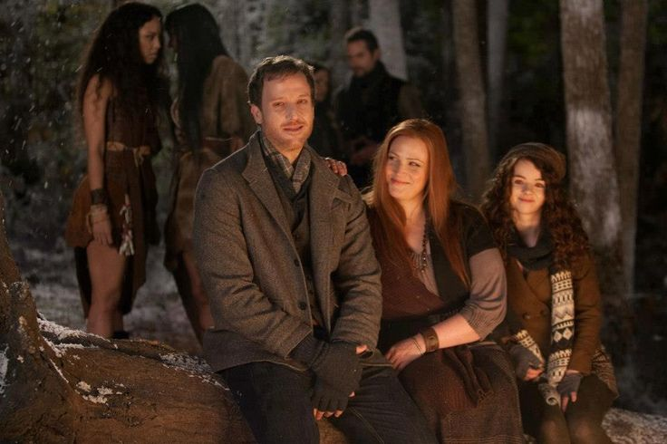 Liam, Siobhan and Maggie | Twilight ...