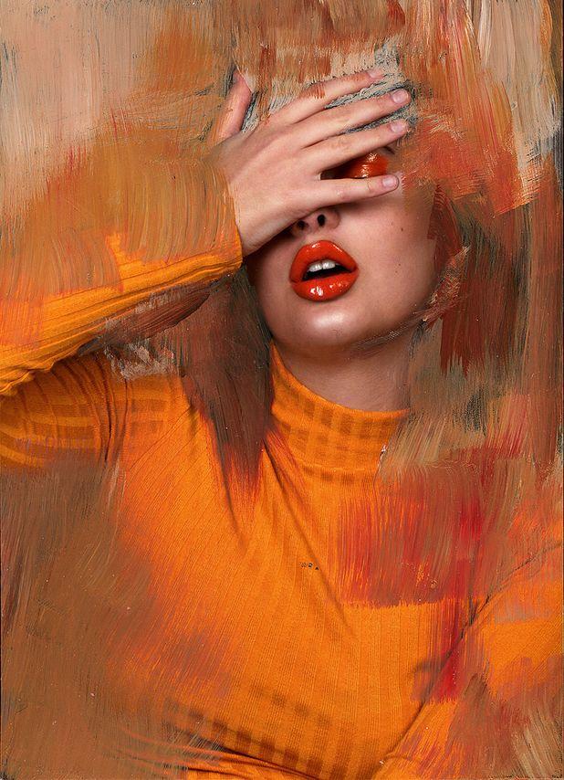 Mixed media paintings and photographs by Rosanna Jones | http://inagblog.com/2016/07/rosanna-jones-update/ | #art #paintings #photography