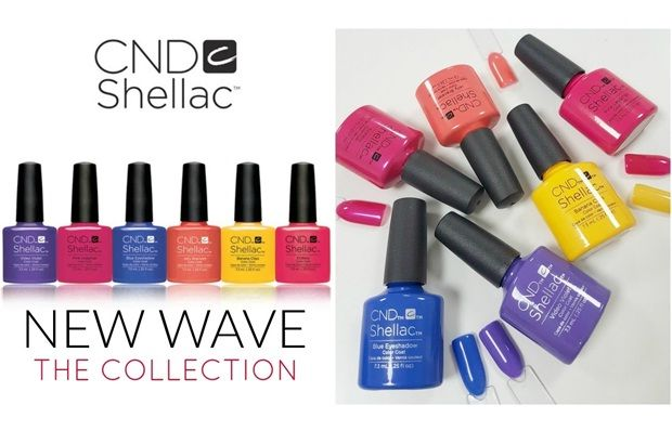 Para las incondicionales de CND!! Tenemos ya algunos colores de la nueva colección de esmaltes permanentes CND Shellac Wave 2017!!! Y los que no os los traemos!! También tenemos una amplia gama de Shellac de otras colecciones en: http://todo-nails.com/shellac-cnd-esmalte-permanente/