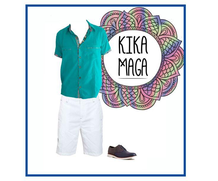 ¿cuál es tu estilo? • Adquiere ya una prenda de la #NuevaColección  Disponibles por encargo en todas las tallas. Consulta colores disponibles. #KIKAMAGA #Vísetecomoquieras • • •  #Barranquilla #Colombia #moda #guayabera #camisa #caribe #mujer#hombre #casual #fashion #colores#compras #men #fashionaddict #style#men #menswear #wear #outfit #guayabera