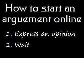 trueLaugh, Quotes, Argumentative Online, Truths, So True, Funny Stuff, Humor, Things, True Stories