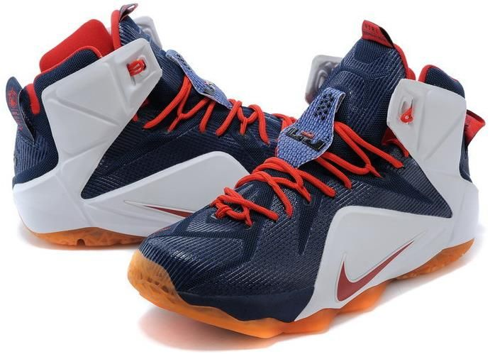 Lebron 12 White Navy Blue cheap Lebron 12 Mens If you want to look Lebron  12 White Navy Blue you can view the Lebron 12 Mens categories there have  many