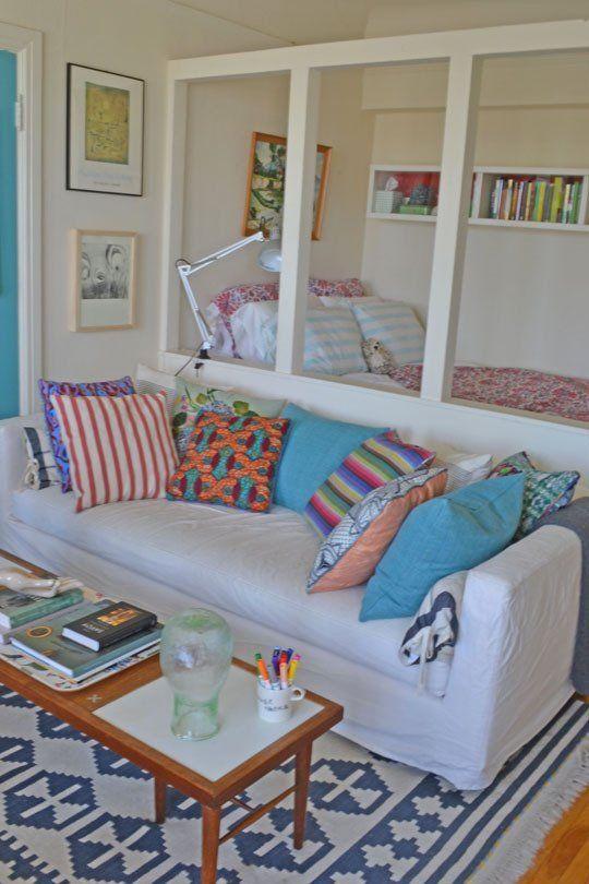 Natalie's Beach-Girl-Meets-Book-Nerd Nest