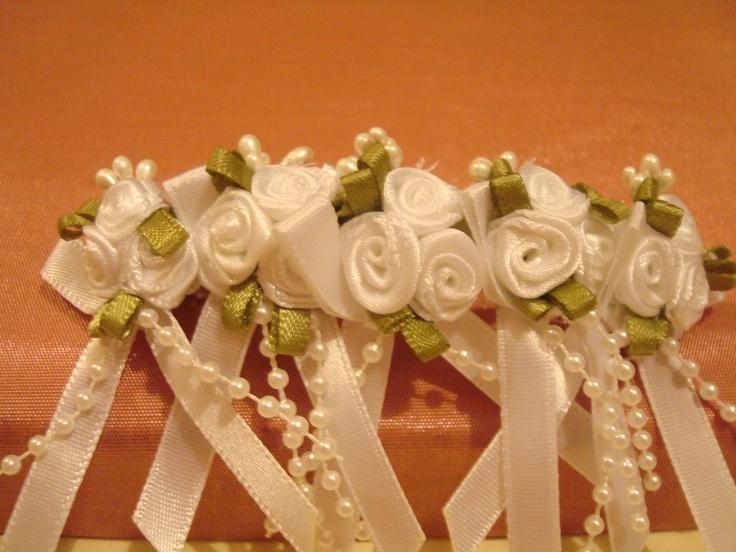 Wedding/Prom hair accessories x