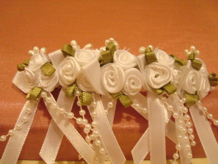 Wedding/Prom hair accessories x
