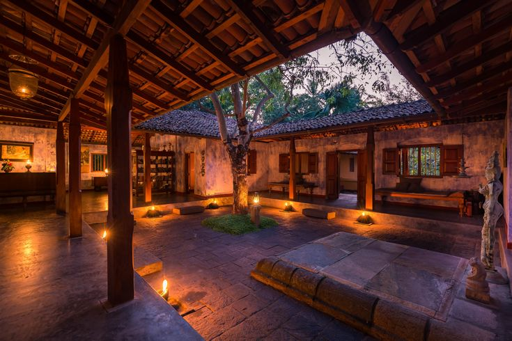 Ulpotha - The Best Yoga and Ayurveda Retreat in Sri Lanka