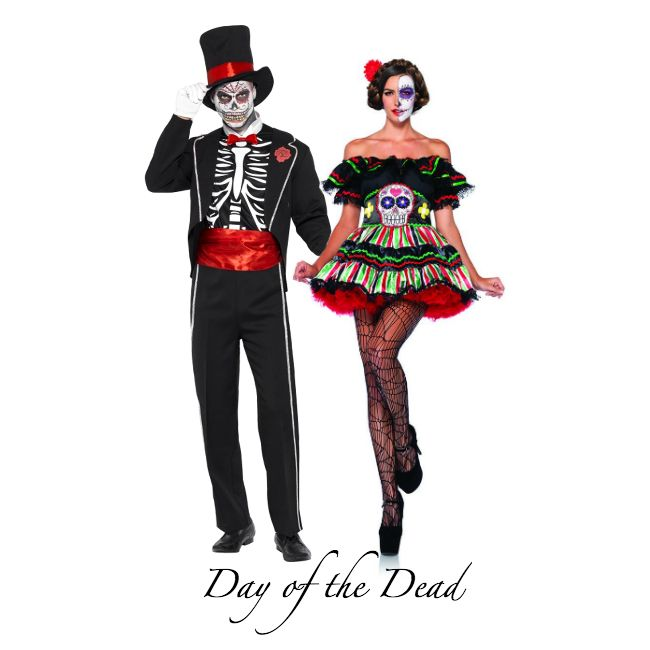 Top 5 Affordable Halloween Costumes for Couples | Style Sprinter
