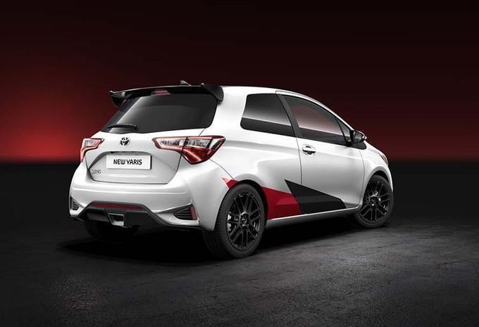 Toyota Yaris Hybride : restylage et améliorations pour Genève