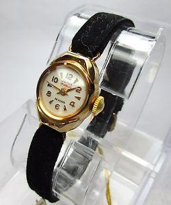 montre ancienne japur montre femme plaque or mecanique vintage watch 60 39 s ebay montres. Black Bedroom Furniture Sets. Home Design Ideas
