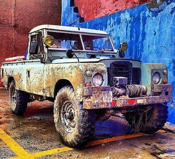 Land Rover Series 3 109 One Ton Pick-up