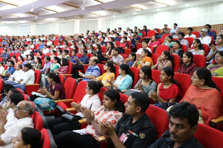 SMSR organized Orientation Programme to welcome new students to the University campus.  #orientation