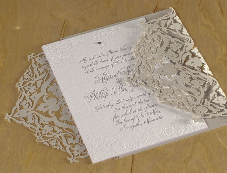 Custom Letterpress Wedding Invitations, Mitzvah Invitations, Note Cards,  Party Paper Goods And More!