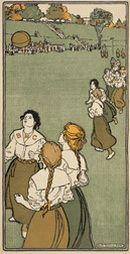Bryn Mawr College Calendar 1901, October