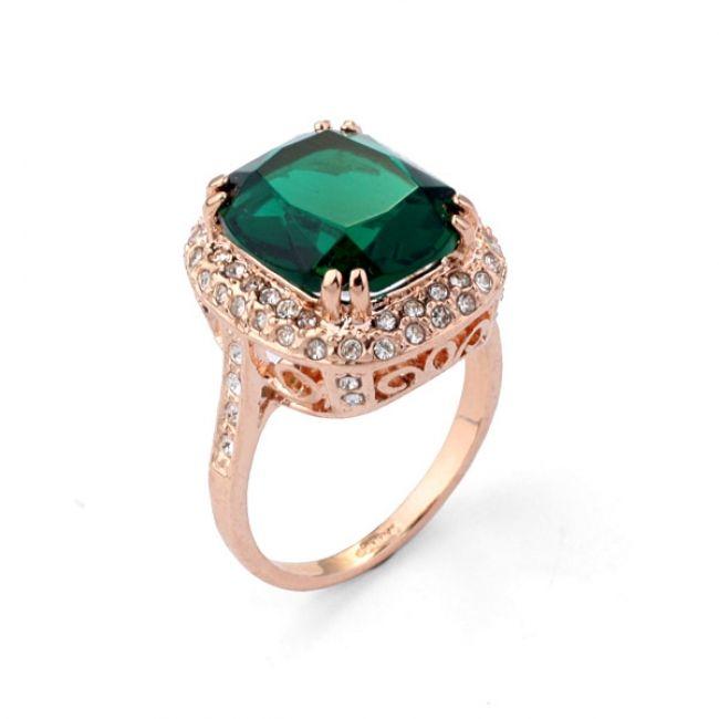 Fashion crystal twinkle zircon ring 95625 114151