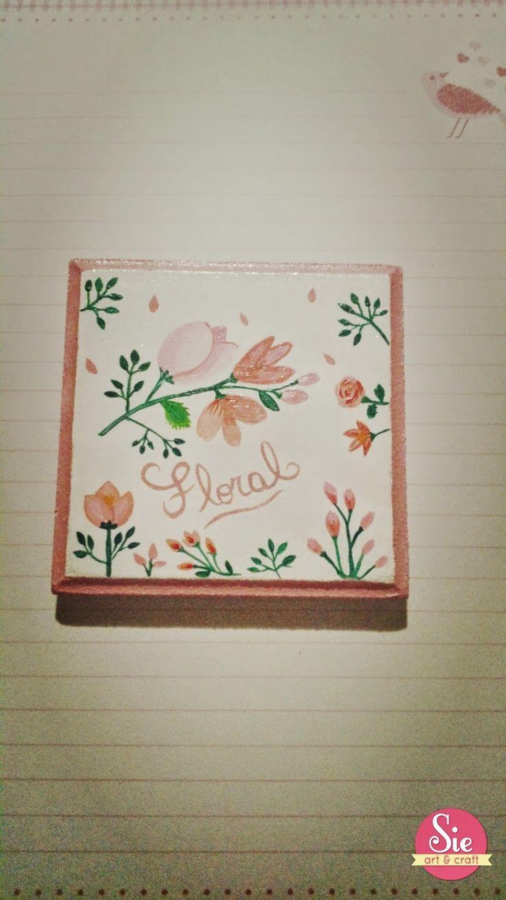 Sie - Art & Craft: Floral Sie ♥