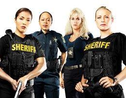 real...Police women of Broward County...very tuff women!!
