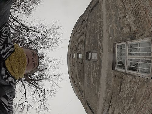 Beim Narrenturm - At Fools Tower - Narrenturm 61