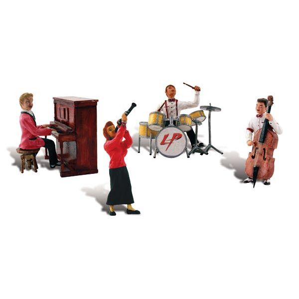 HO Scale: Music To My Ears