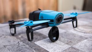 The Lowdown on High-Flying Drones